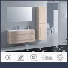 wx beige bathroom combination vanity