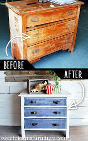 diy painted furniture ideas. DIY Furniture Makeovers - Refurbished And Cool Painted  Ideas For Thrift Store Makeover Diy Painted Furniture Ideas S