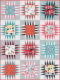You'll Love These 18 Free & Easy Quilt Patterns - Page 2 of 3 ... & Square Quilt Pattern | Unique Free Sewing Patterns | DIY Projects & Crafts  by DIY JOY Adamdwight.com