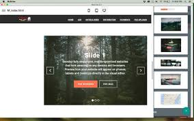 How To Design A Menu Bar In Html Responsive Mobile Menu In Bootstrap