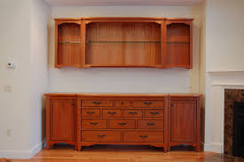 Mahogany Living Room Furniture Hand Crafted Arts And Crafts Mahogany Living Room Buffet With