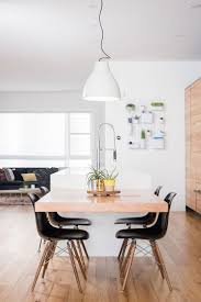 Kitchen Dining Table 17 Best Ideas About Kitchen Island Table On Pinterest