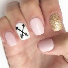 Arrow nail art design | Nail Art | Pinterest | Arrow nails, Arrow ...