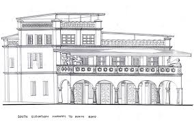 architecture house drawing. Interesting Drawing Architectural House Drawing Colin Laird U0026 The Lion U2013 Chaguanas  In Architecture