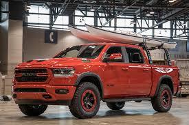 Ram Showcases Mopar Parts for 2019 Ram 1500 - PickupTrucks ...