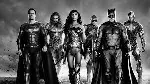Zack Snyder's Justice League 4k Ultra ...