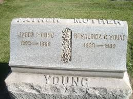 Rosalinda C Holton Young (1833-1902) - Find A Grave Memorial