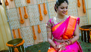 latest makeup trends for south indian bride