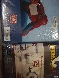 Абсолютно Новые шторы <b>Портьера TAC</b> детская, <b>Spiderman</b> ...