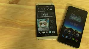 Asus PadFone Infinity vs. HTC One ...