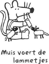 Muis Voert De Lammetjes Lente Maisy Mouse Cousins En Activities
