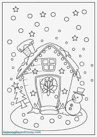 Color Page Comely Free Printable Cute Christmas Coloring Pages Cool