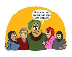 """Résultat de recherche d'images pour """"caricature arabe polygame"""""""