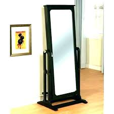 standing mirror jewelry box standing mirror with jewelry storage stand up box long floor full length inside stands on free standing mirror jewellery box