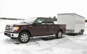 2009 Ford F 150 Tow Test Truck Trend