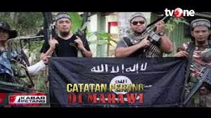 Hasil carian imej untuk Cover Story: Catatan Perang di Marawi
