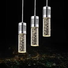 Small Picture Modern crystal chandelier led lights for living room mini single