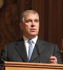 Prince andrew gave a touching speech about his daughter princess eugenie and her new husband jack brooksbank at a wedding reception at windsor castle following their stunning ceremony at st. Prince Andrew Duke Of York Wikipedia