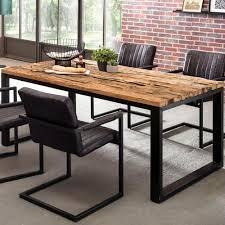 Tisch Industrial Style Budm Fine Esstisch Ballari 200x100x79 Cm