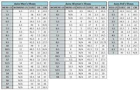 Asics Gel Lyte V Size Chart Buy Asics Womens Size Chart