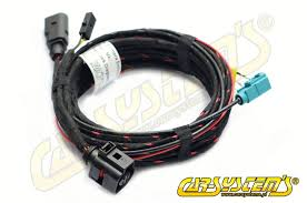 vw golf 6 composite camera wiring harness vw golf 6 composite camera wiring harness not for oem headunits