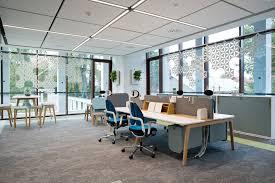 office space inspiration. Nowy Styl Group - Office Inspiration Centre Space E