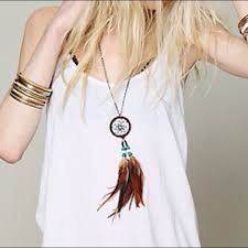 Buy A Dream Catcher 100% off Free People Accessories 🌾🌙Feather Dream Catcher 64