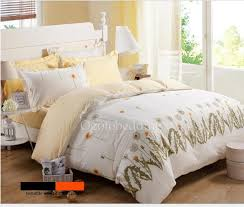 country beautiful dandelion cotton clearance teen girl bedding sets
