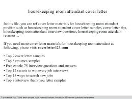 Cover Letter For Food And Beverage Attendant Without Experience No