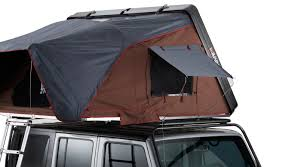 Skycamp: The Rooftop Tent that Sets Up in 1 Minute and ...