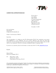 Cc In A Business Letter The Letter Sample