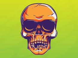 <b>Cool Skull</b> Vector Vector Art & Graphics | freevector.com