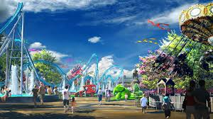 san diego lighting show. alabama theme park fills a void for southern thrill seekers san diego lighting show