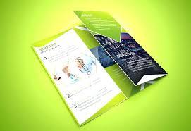Free Tri Fold Brochure Templates Microsoft Word Best Folded Flyer Template Folded Brochure Templates Flyer Template Three