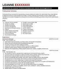 40 Fashion Resume Examples Business Resumes LiveCareer Delectable Fashion Resume Examples