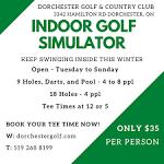 Dorchester Golf & Country Club - Home | Facebook