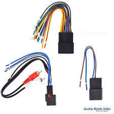 metra turbowires 70 5701 ford premium sound power and 4 speakers metra 70 5701 car stereo wire harness top view