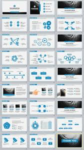 Professional Templates 27 Blue Business Professional Powerpoint Templates The Highest