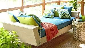 outdoor swing bed australia outdoor outdoor porch bed swing round australia
