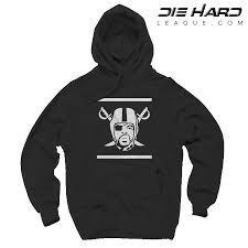 Oakland Raiders Hoodies - Ice Cube Raiders Logo Hoodie [Best Design]