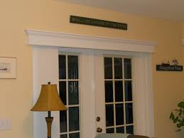 Cover Vertical Blinds Cornice Molding To Cover Vertical Blind Headers Decor And More