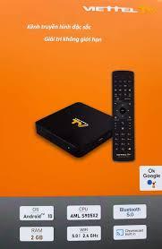 Danh sách kênh Truyền Hình Viettel Box Tivi 4K năm 2021