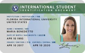 International Idl The Student Id Of Card Services Inc