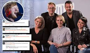 Steps Midweek Chart Fan Campaign To Beat Ed Sheeran To