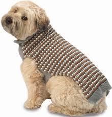 Petrageous Designs Dog Sweater Petrageous Designs Poppers Dog Sweater Large