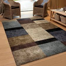 brown and blue area rugs new amazing rug yylcco pertaining to popular with 2