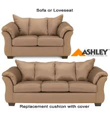 Ashley Darcy Replacement Cushion Cover ly or Mocha