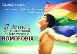 Resultado de imagem para Dia Internacional contra a homofobia
