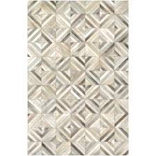 woven leather rug hand woven ivory cowhide leather area rug how to clean woven leather rugs