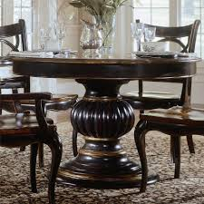 Hooker Furniture Preston Ridge Pedestal Dining Table AHFA Dining